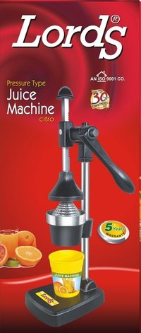 Pressure Juicer Machine (LORDS CITRO)