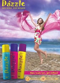 Dazzle Deo Spray For Women