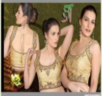 New Designer Fancy Saree Blouses