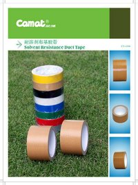 Solvent Resistance Duct Tape