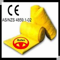 Thermal Insulation Glass Wool Mat