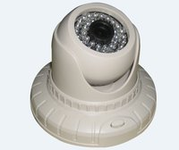 Svb-6001c-Hd 600tvl Color Dome Camera (36 Leds)