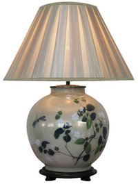 Jasmine Flowers Table Lamp