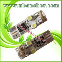 8 LED 3528 SMD T10 CANBus