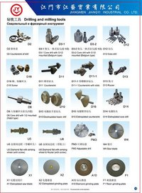 Drilling And Milling Tools