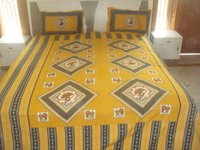 Printed Jaipuri Bed Sheet