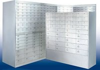 Stainless Deposit Safe Boxes