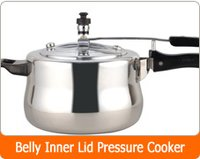 Belly Inner Lid Pressure Cooker