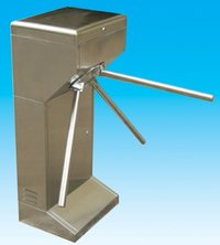 Vertical Type Manual Tripod Turnstile