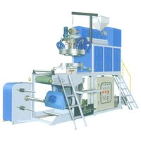 GD-FB-55 (40.60.70) Polypropylene Rotary Die Head Film Blowing Machine