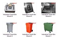 Industrial Garbage Bin Mould