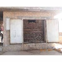 Wood Waste Fired Furnace Kiln