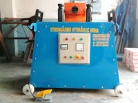 Scaffolding Pipe Straightening Machine