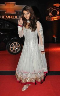 Elegant Long Anarkali Suit