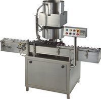 Single Head Cap Sealing Machine