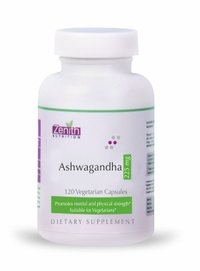 Zenith Nutritions Ashwagandha 225mg - 120 Capsules