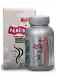 Zenith Nutritions AgeFly - 60 Capsules