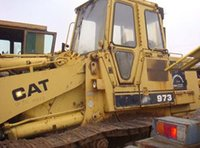Used Caterpillar 973 Wheel Loader