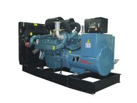 400kva Deutz Powered Diesel Generator Set 