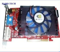 Graphics Cards Nividia 7600 512M DDR2 128Bit PCI-E