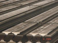 Heavy Steel Rails