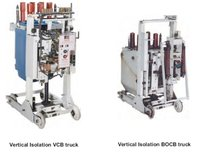 Retrofit Of Bulk Oil Circuit Breaker To Vcb