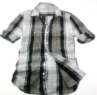 Cotton Shirting Fabric (IS–102_A)