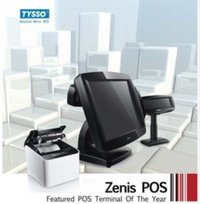 Sleek Pos Touchscreen Terminal Pos-3000 Series