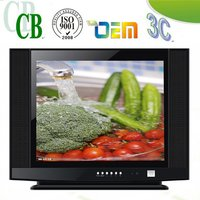 A/B Grade CRT Color TV Sets