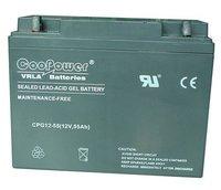 Maintenance-Free Vrla Lead-Acid Battery (12v-55ah)