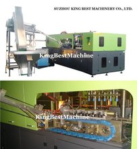 Automatic Extrusion High-Speed Blow Moulding Machine(Single Station)