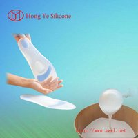 Translucent Medical Grade Silicon Rubber For Foot Care Product