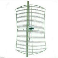 Wifi Directional Grid Parabolic Antenna 2.4GHZ