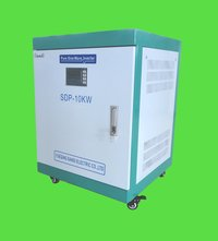 10KW Solar Power Inverter With two phase 120/240vac Output Approved by CE