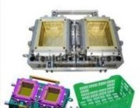 Plastic Crate Moulds