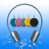 Anti-Loss Portable Wireless Bluetooth Headphone (2012 Latest)