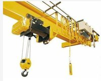 Single Girder EOT Overhead Crane