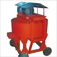 Pan Mixer Machinery
