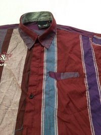 Pure Cotton Men Shirt