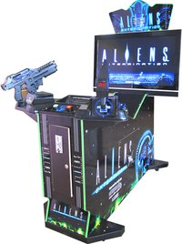 Gun Shooting Game (Aliens 42)