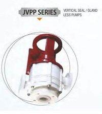 Vertical Seal Less Polypropylene Pump