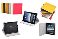 PU Leather Cover for iPad