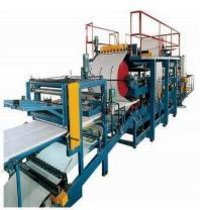 Sandwich Panel Roll Forming Machine