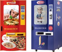 Hot Snack Vending Machines