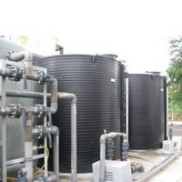 HDPE Fabricated Tanks
