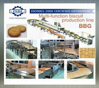 Automatic Multi Function Biscuit Production Line