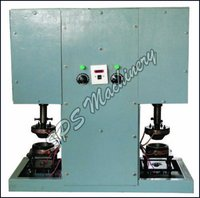 Semi Automatic Double Dona Making Machine