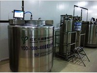 Stainless Steel Biological Liquid Nitrogen Container (Stem Cell Bank And Bio-Medical Use Only)