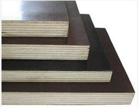 Giga Black Color Marine Plywood