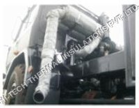 Silencer Insulation Cover